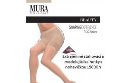 Stahovací kalhotky s nohavičkami MURA BEAUTY