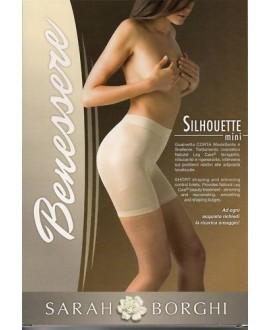 Stahovací kalhotky s nohavičkou SILHOUETTE MINI
