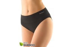 Bezešvé kalhotky do pasu 00039P GINA ecoBAMBOO