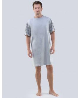 Pánská noční košile 79068P GINO
