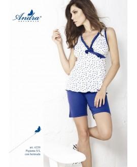 Pyžamo bavlněné ANDRA 6220