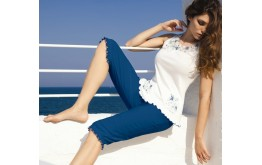 Pyžamo / domácí oblek ANDRA Capri 6153