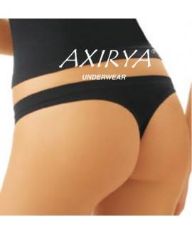 Bezešvé kalhotky tanga AXIRYA CL002