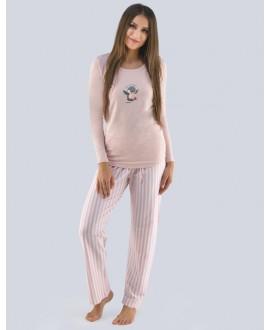 Pyžamo bavlněné GINA 19085P