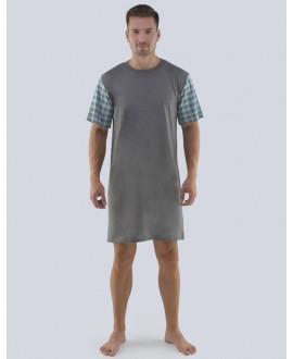 Pánská noční košile GINO 79086P