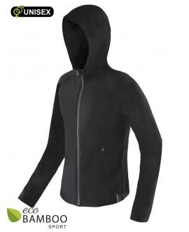 Mikina s kapucí 99007P EcoBamboo Unisex