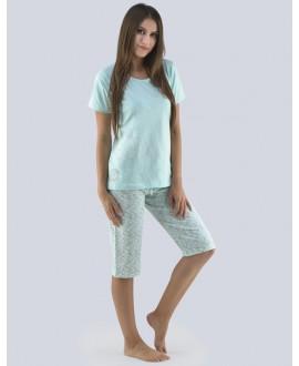 Pyžamo bavlněné GINA 19080P