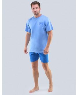 Pánské pyžamo krátké GINO 79094P