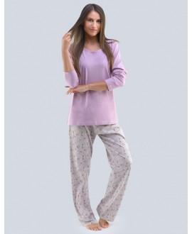 Dámské pyžamo bavlněné GINA 19109P
