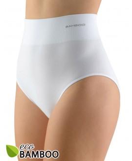 Bezešvé kalhotky vysoké GINA ecoBAMBOO 00040P