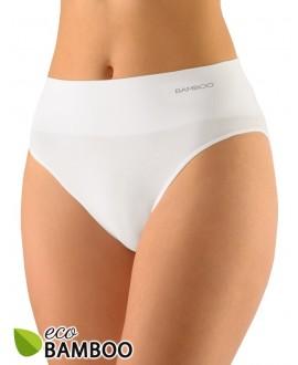 Bezešvé kalhotky do pasu GINA ecoBAMBOO 00039P